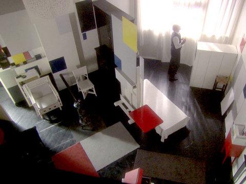 Jazz, lignes et couleurs primaires : Piet Mondrian