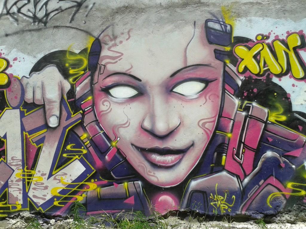 street art fort-de-france nuxuno