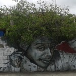 xan street art fort-de-france spike lee