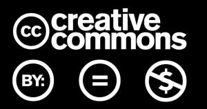 symboles creative commons