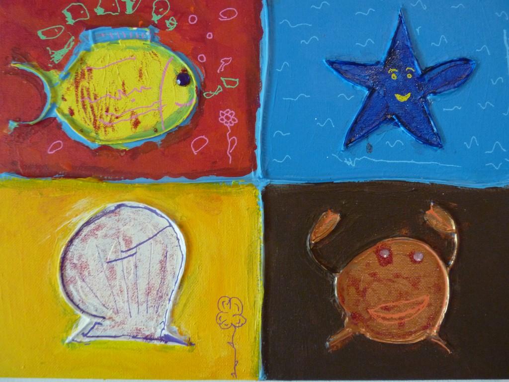 Tableau d'enfants – épisode 1 – la mer