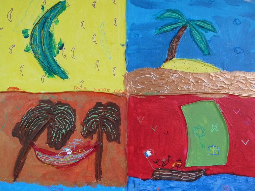 Tableau d'enfants – épisode 2 – les Antilles