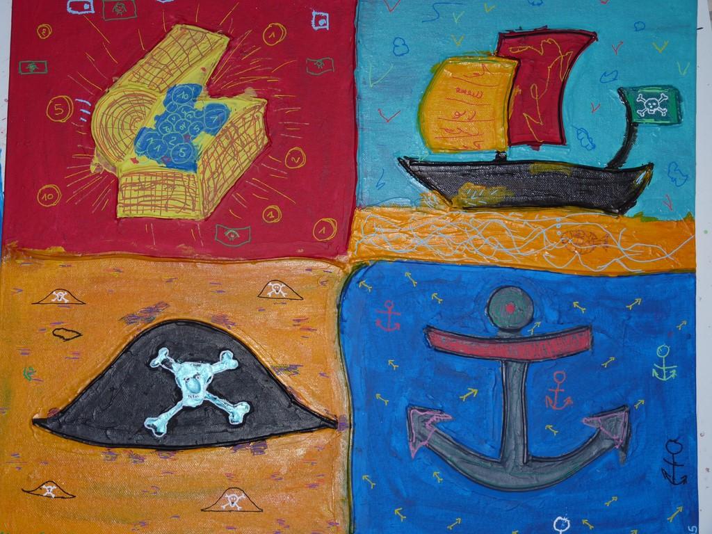Tableau d'enfants – épisode 3 – pirates