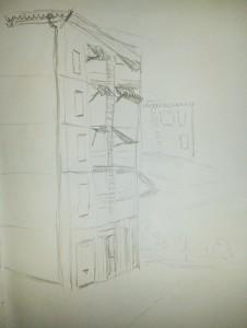 dessin bâtiment