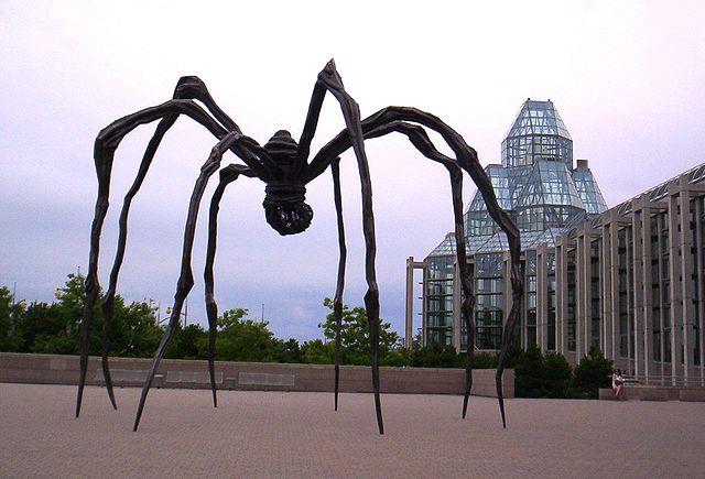 araignée Louise Bourgeois Otawa