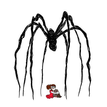 araignée penelope bagieu
