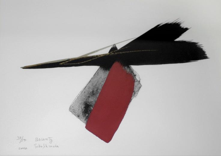 L'art équilibré de Toko Shinoda
