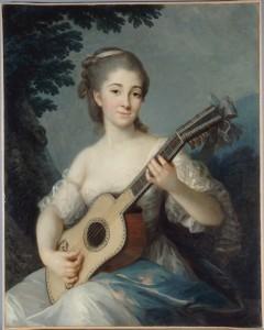 portrait de Vigee-Lebrun - Robien