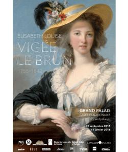 expo Vigee le Brun Grand Palais