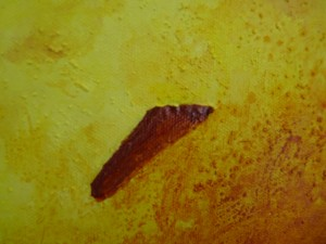 pas sable tableau Elize