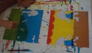 peinture décor