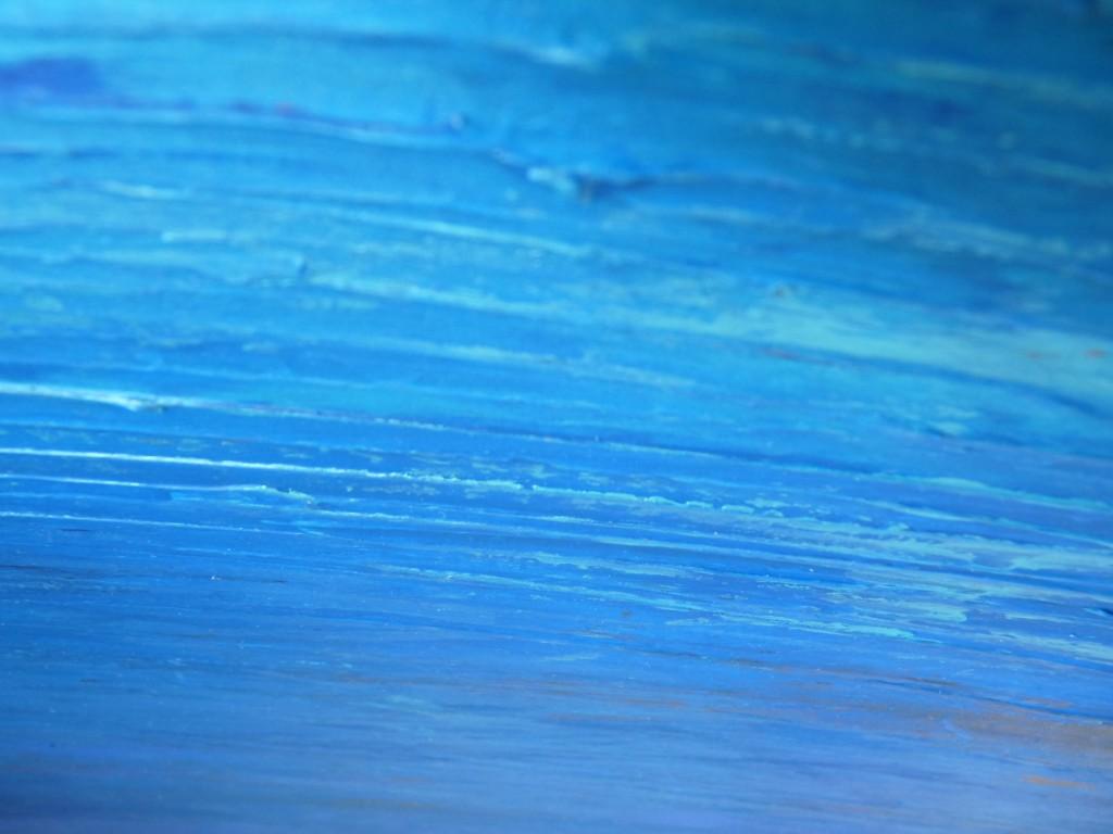 bleu acrylique elize détail