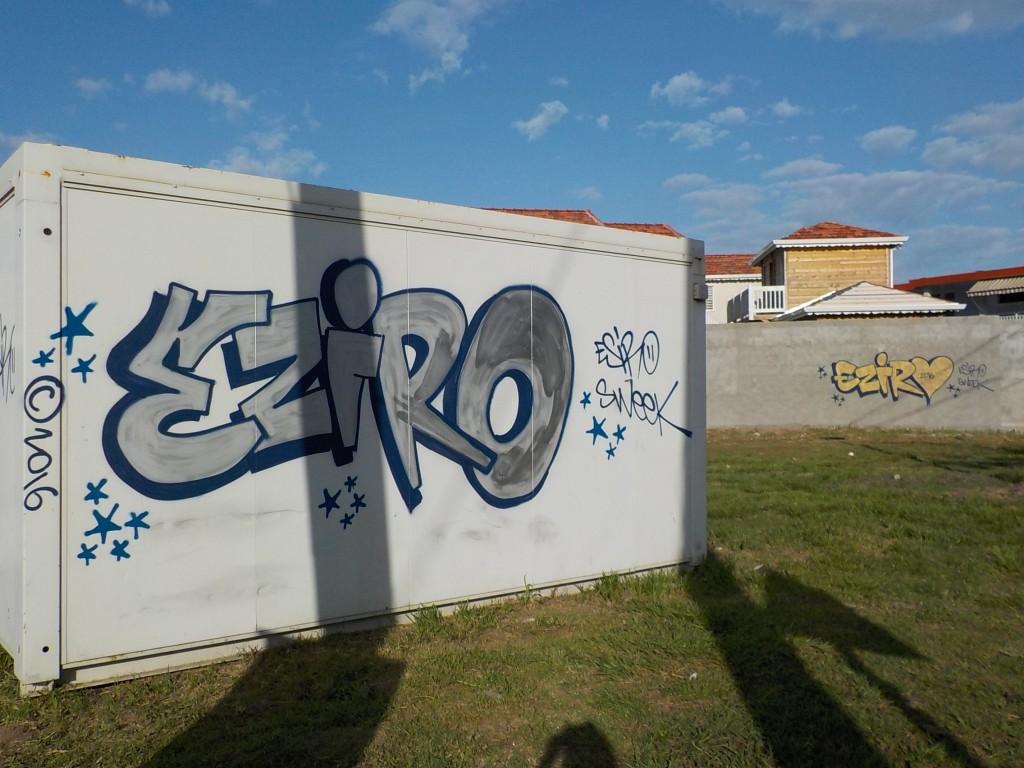 eziro blaze street art