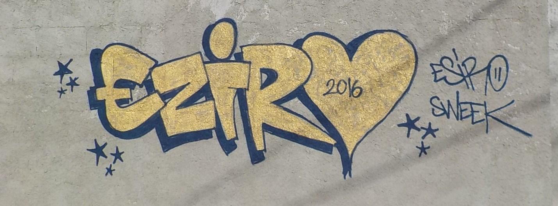 Esiro | Street-Art | Trois Ilets