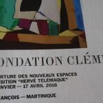 Fondation clement art publicité
