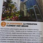 Fondation art encart magazine