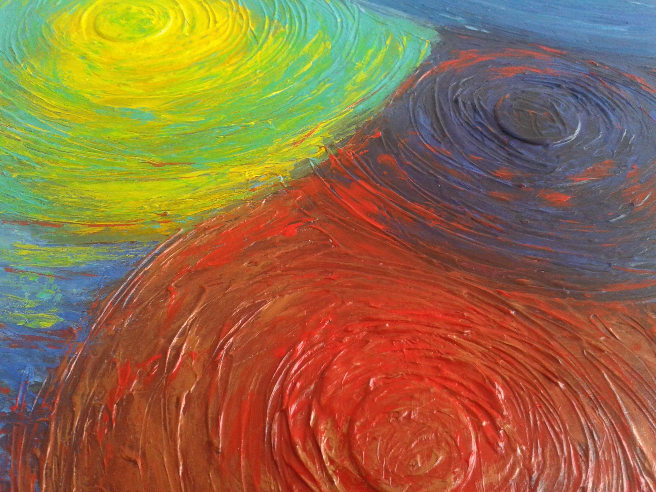 Irradier de couleurs