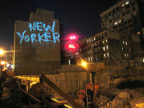 street art laser legal new yorker