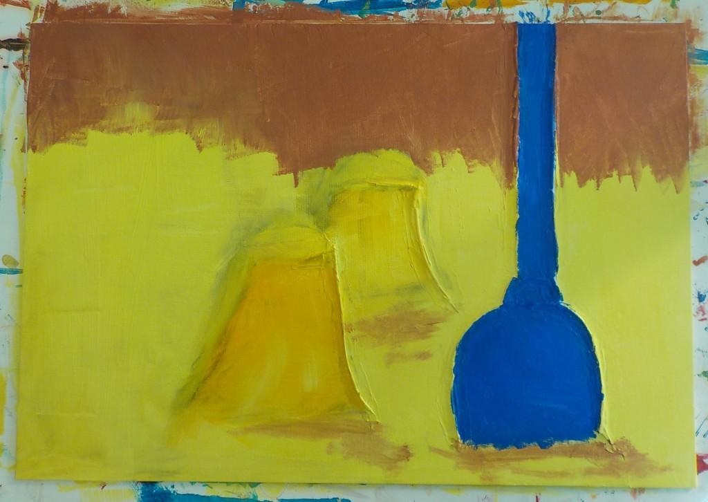 pelle couleur peinture
