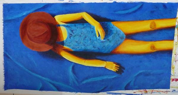 se dorer la pilule ombre tableau peinture