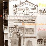 rencontre avec pauline aquarelle urban sketch