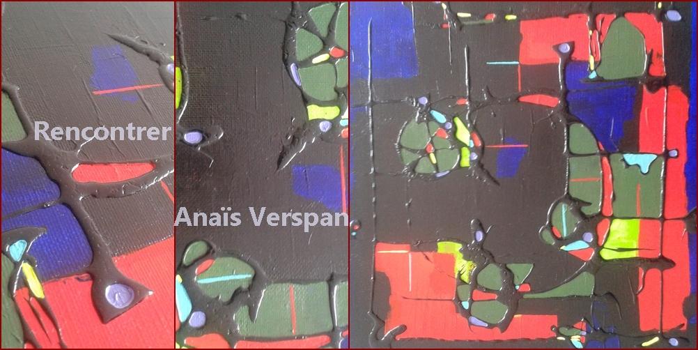 Rencontre avec Anaïs Verspan