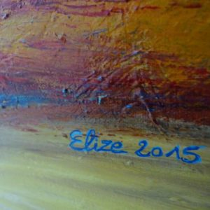 détail signature elize