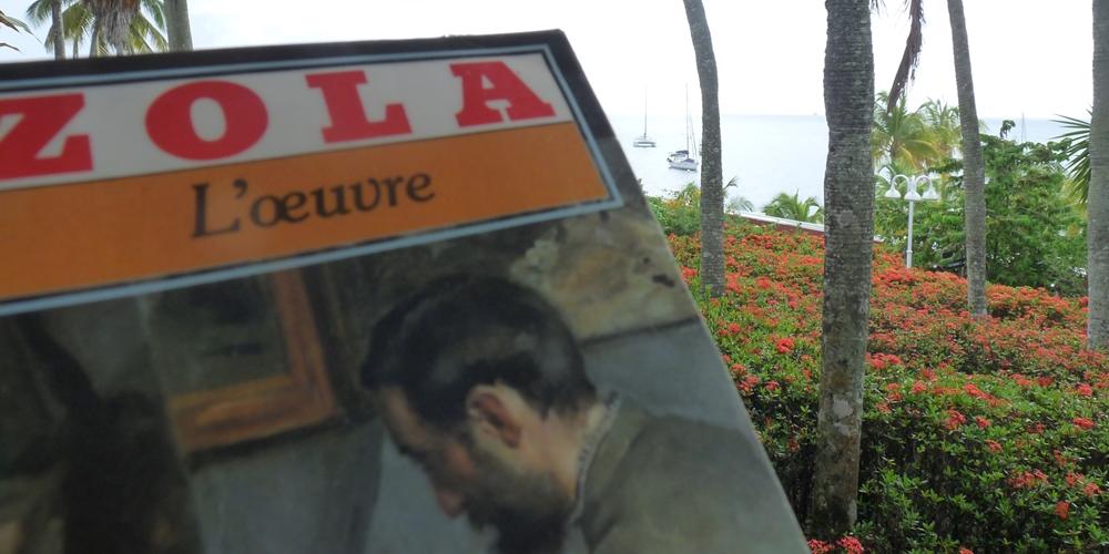 J'ai lu 'L'œuvre' d'Emile Zola