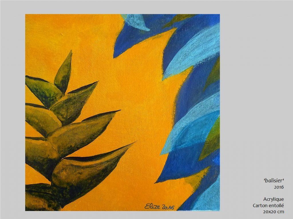 elize portfolio tableau peinture
