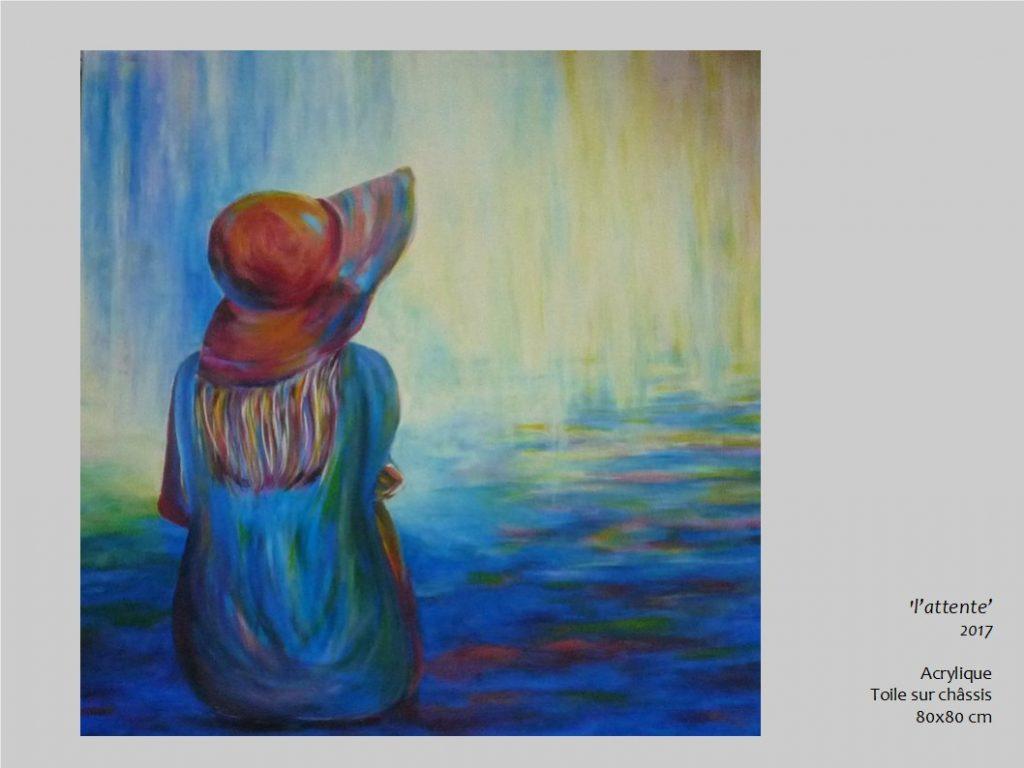 elize portfolio peinture attente