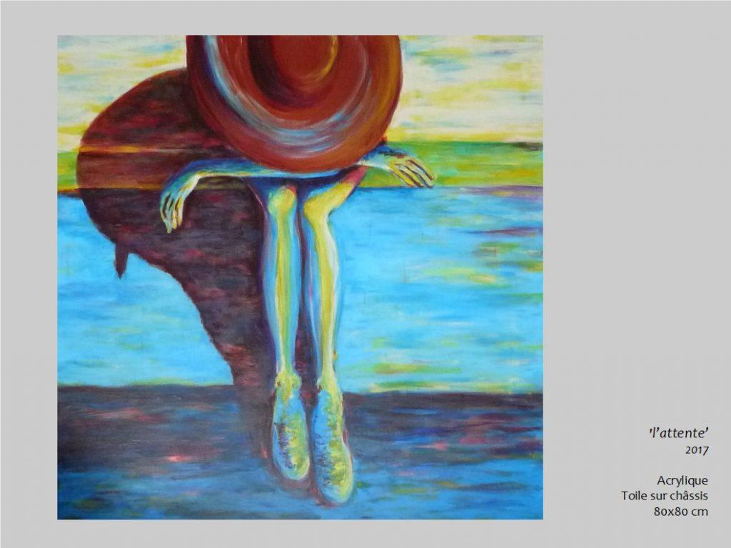 elize portfolio peinture