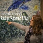 Pauline Raconte l'art rencontre chagall