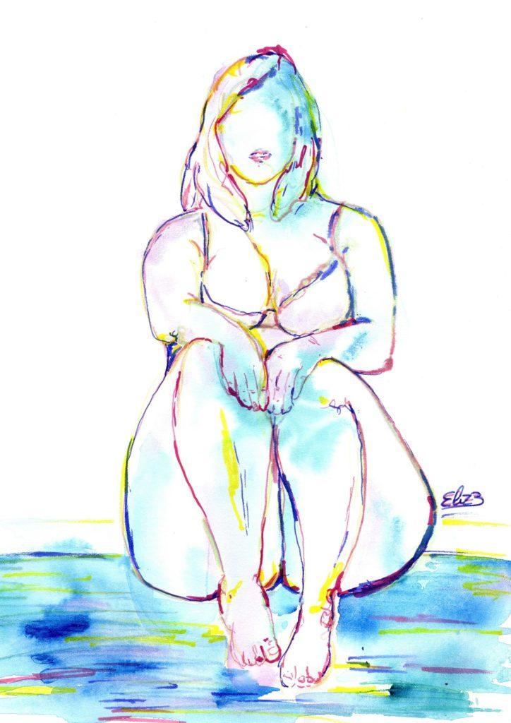 pourquoi nu en art femme ronde nu dans l'art changer les genres