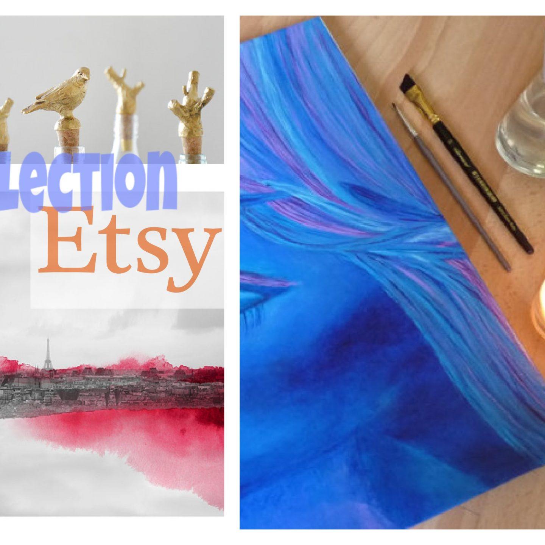 Etsy : une sélection artistique étonnante