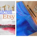sélection etsy étonnante artistique elize