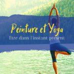 yoga et dessin être dans l'instant présent pigmentropie