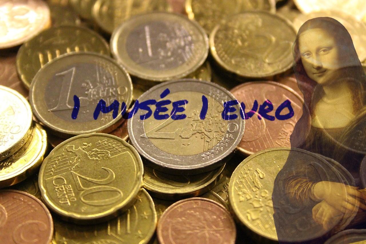 1 musee 1 euro joconde prix tarif