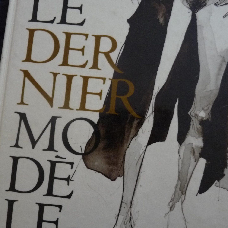 'Le dernier modèle', une BD sur le dessin du nu