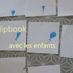 flipbook storyboard ballon envol