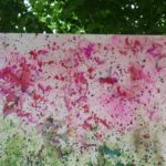 elize peinture grande format