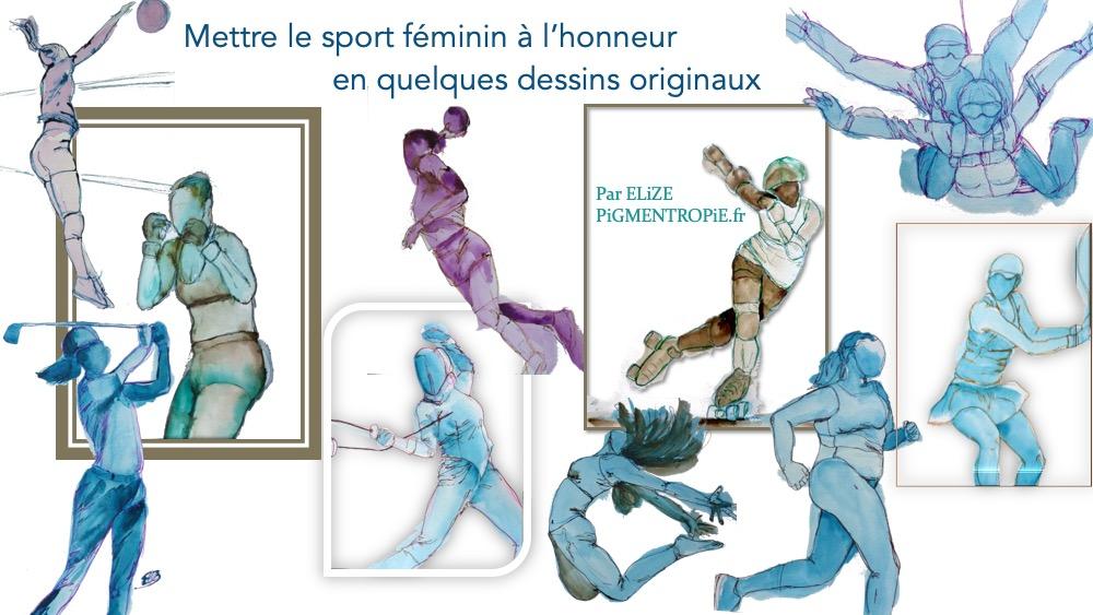 Femmes sportives : casser les stéréotypes