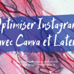 outils pour instagram later canva