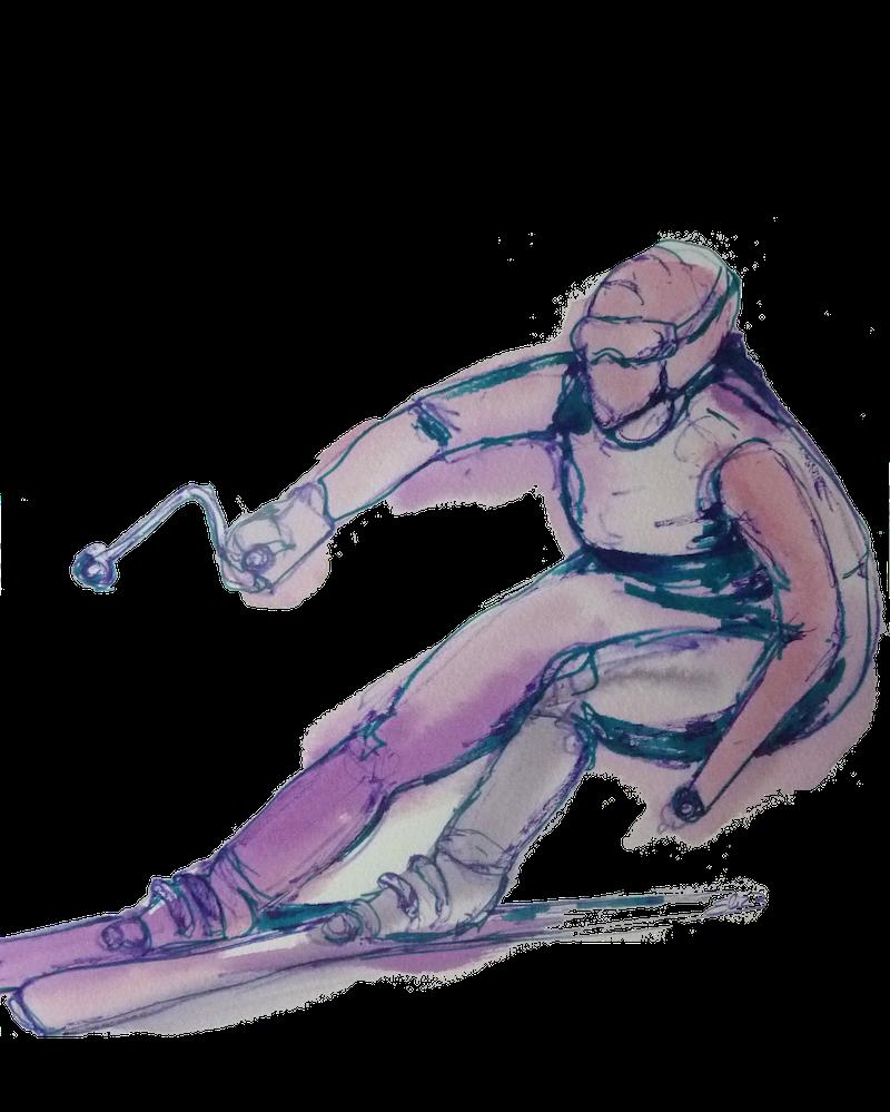 para ski alpin handisport sportive marie brochet