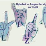 langue des signes ELiZE pigmentropie