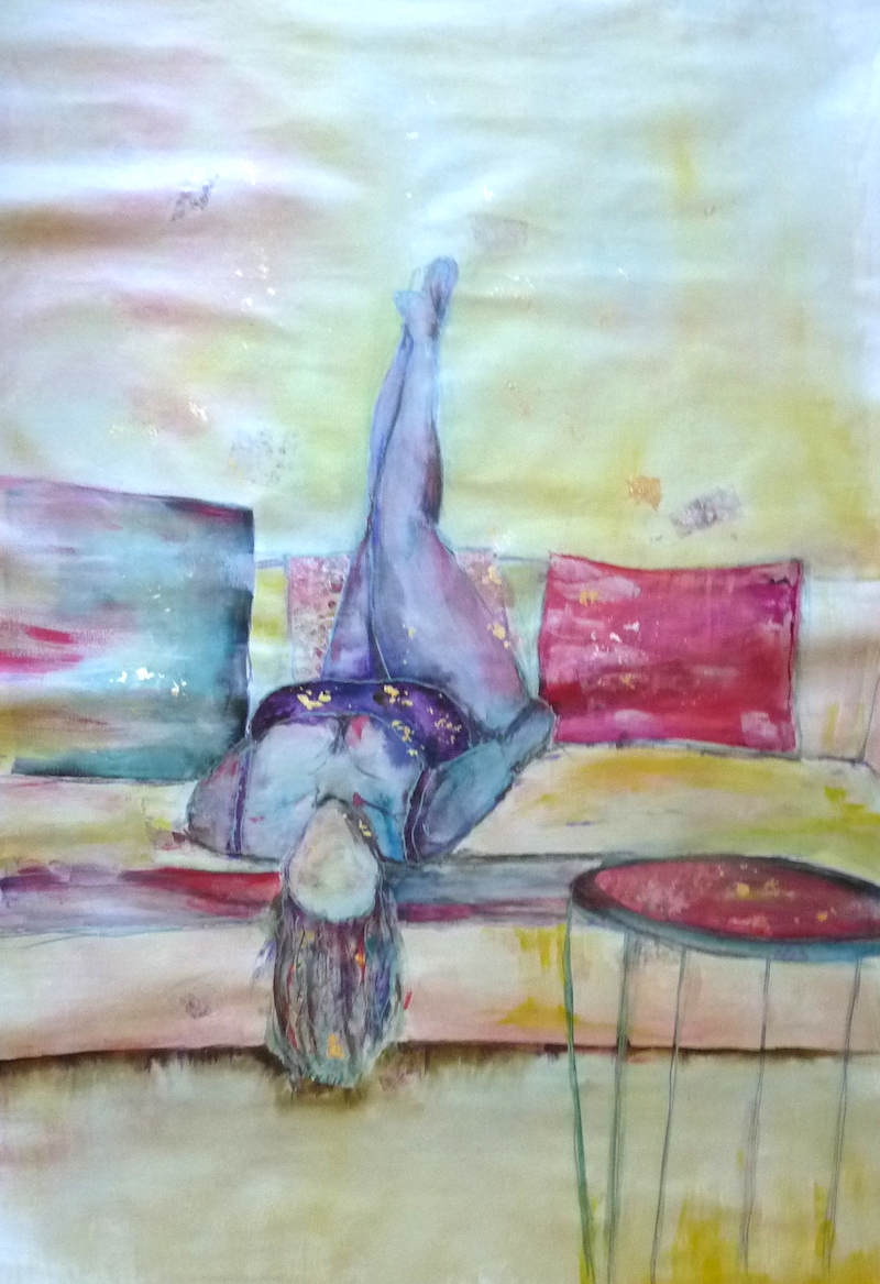 peinture acrylique boudoir couleur pigmentropie