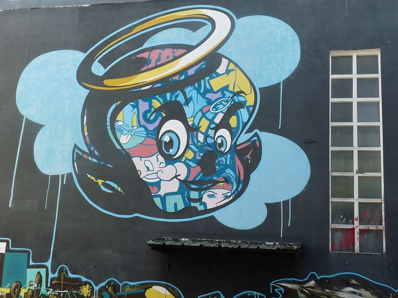 pessac street art bellegrave speedy graphito