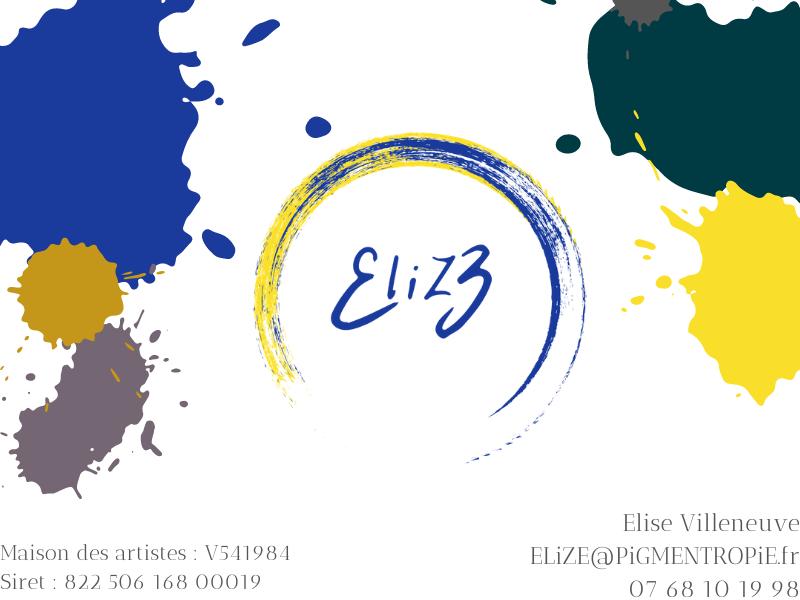 elize elise villeneuve artiste