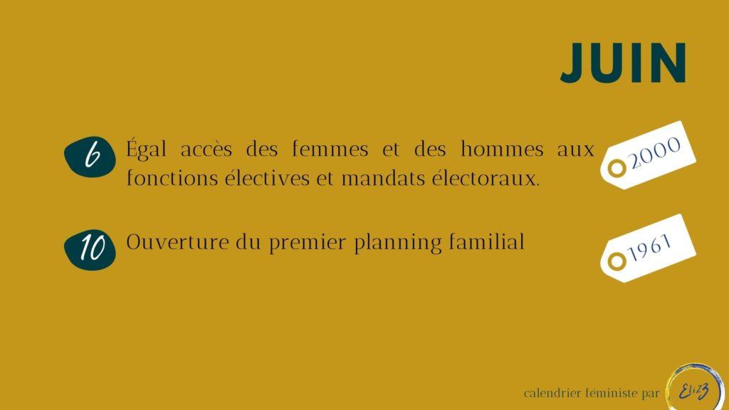 juin feministe