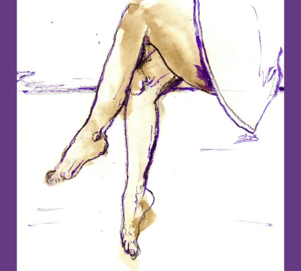 jeu de jambes dessin esquisse